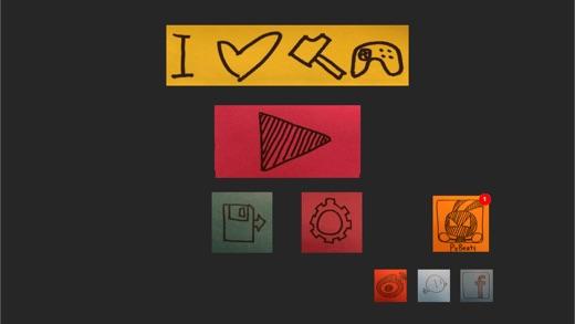 我爱做游戏 - 做游戏的游戏,就是这么拗口,就是这么任性! Screenshot