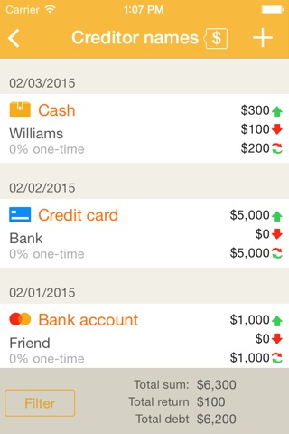 Home Bookkeeping screenshot 4