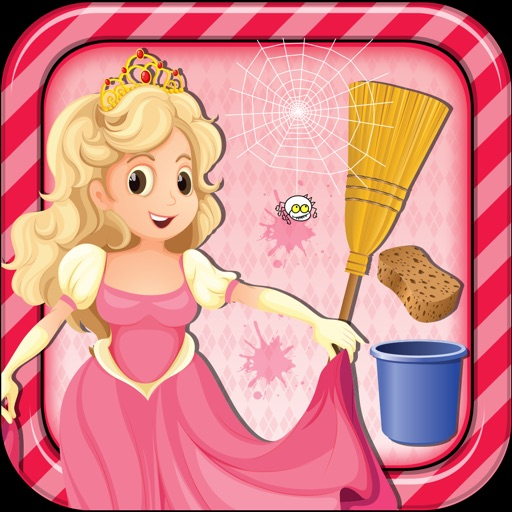 Princess Room Cleanup - Cleaning & decoration game iOS App