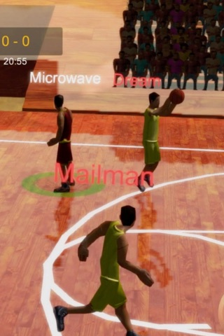 Ultimate Basketball 3D screenshot 3