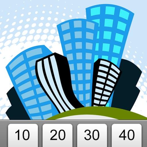 Skyline Sudoku iOS App