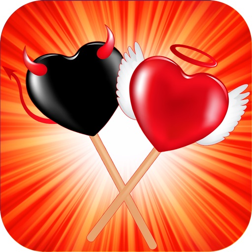 Heart Lollipop Breaker iOS App