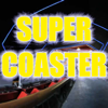 SuperCoaster Rollercoaster - Virtual Reality Augmented Reality VR 360