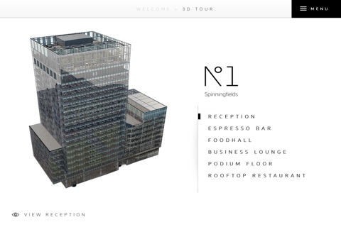 No.1 Spinningfields screenshot 1