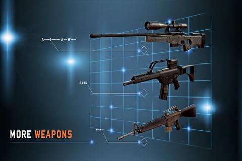 CS X Sniper Elite - Shot To Kill Combat 3D screenshot 4