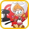 愛上帝的愛 - 卡通著色書免費遊戲的孩子