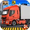 Vr 18 Wheeler Big Truck Parking Pro