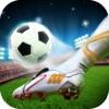 Free Kick Fußball - Elfmeter-Fußball-Ziel