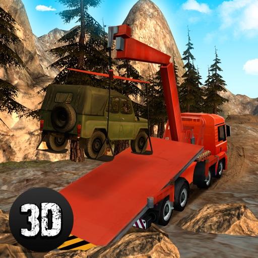 Tow Truck Simulator: Offroad Car Transporter Full iOS App