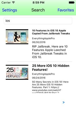Looper for YouTube screenshot 1