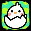 Chicken Evolution - Clicker Games for Tapping Case from Alien Zoo Simulator