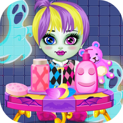 Monster High Baby Care - Sugary Manager/Magic Castle Diary iOS App