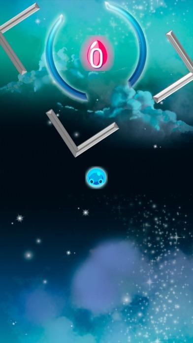 Sparkling Sky - Addicting Time Killer Game Screenshot