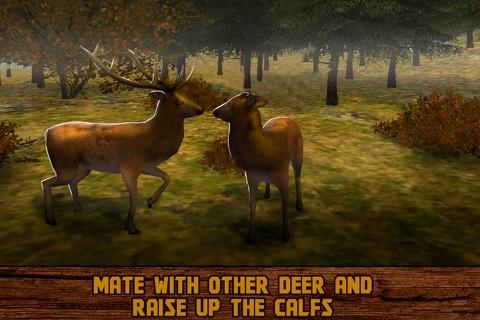 Forest Deer: Wild Survival screenshot 2