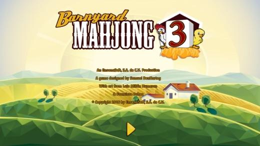 Barnyard Mahjong 3 Screenshot
