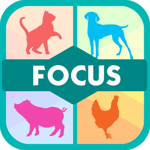 Focus Pet ! - Can You See Them Change? iOS App