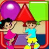 Toddlers Catch Shapes Play & Learn