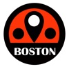 Boston travel guide with offline map and Massachusetts mbta subway transit by BeetleTrip