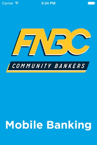 FNBC Mobile Banking screenshot 1