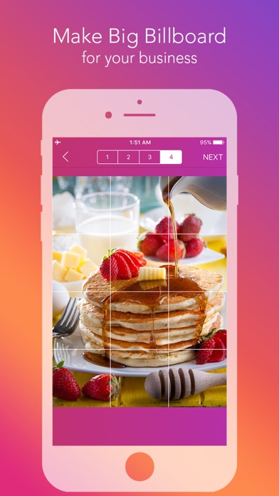 download Griddy Pro - Split Pic in Grids For Instagram Post apps 0