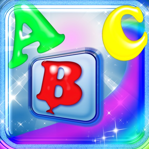 Alphabet Magnet Board Letters Game iOS App