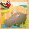 Animiertes Tier Puzzle Für Babies und Kleinkinder!