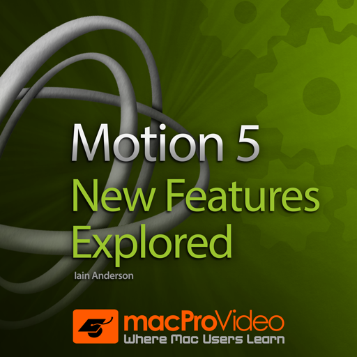 Course For Motion 5.2 Features