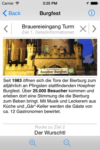 Hoepfner Burgfest screenshot 3
