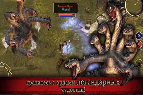 Скриншот из Titan Quest