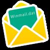 Winmail Reader Lite : Open winmail.dat files