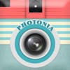 Photonia Photo Collage Editor - Create your story via amazing Pic Frames and unique Collages with Caption