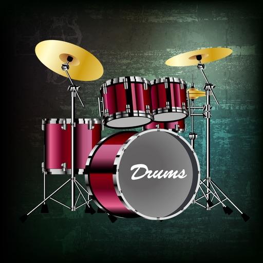 Virtual Drums PRO iOS App