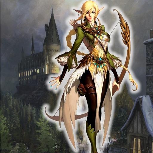 Super Powerful Elf Archer - An Adventure Elf iOS App