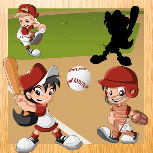 Una Partita di Baseball For Baby & Kids: Colouring Book & Puzzle Difficile Per i Bambini di Età da