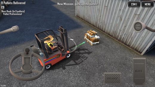 Extreme Forklifting 2 Screenshot