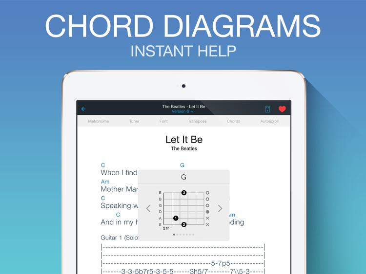 Tabs Chords Hd By Ultimate Guitar