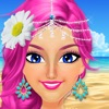 Summer Girls Beach Party Salon - Seaside Makeover