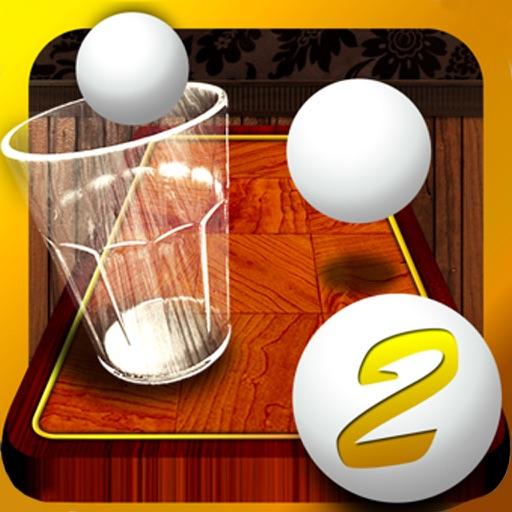 扔乒乓球:GlassPong2【考验投射精准】