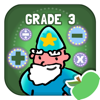 Crazy Math Adventure - Age 8-9 Grade 3