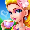 Princess Tea Party- Girls Makeup, Dressup and Makeover Game