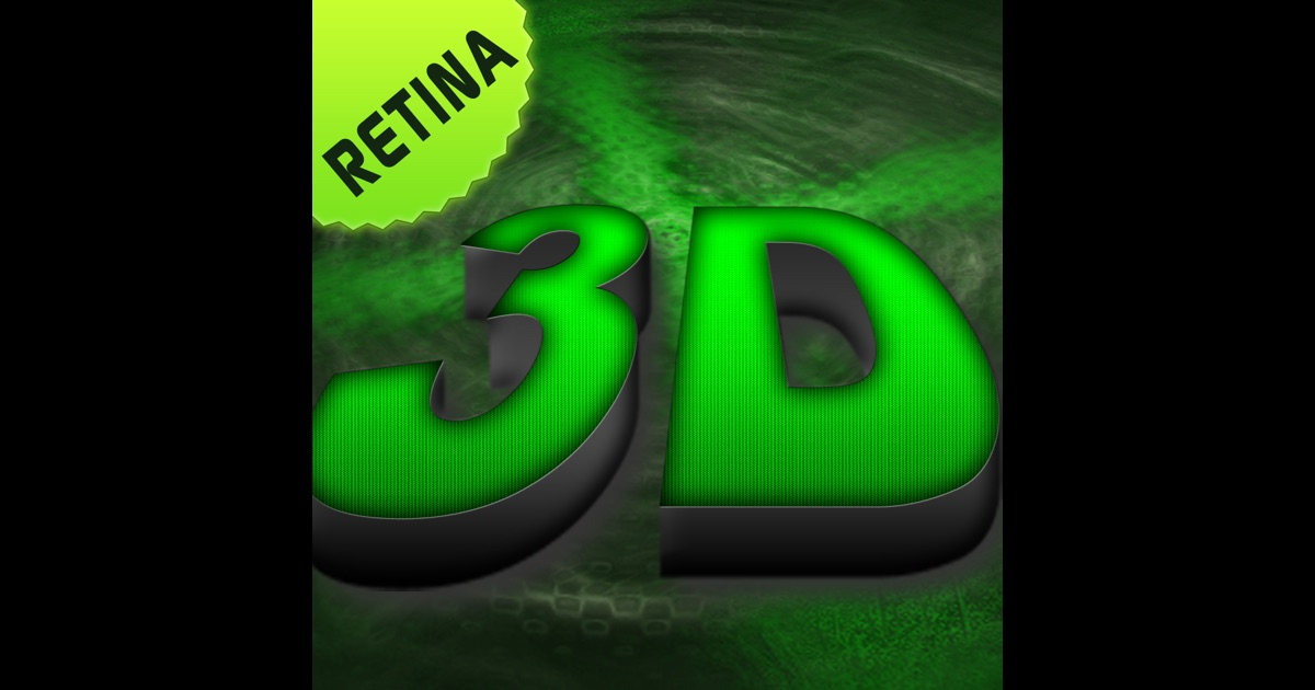 40 Free Hd Retina Display Ipad 3 Wallpapers: 3D Wallpapers & Backgrounds