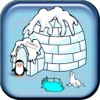 841 Escape PenGuin From Igloo House