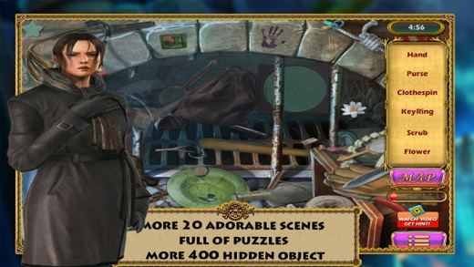 Hidden Object: Crime in Penthouse Special Edition Screenshot