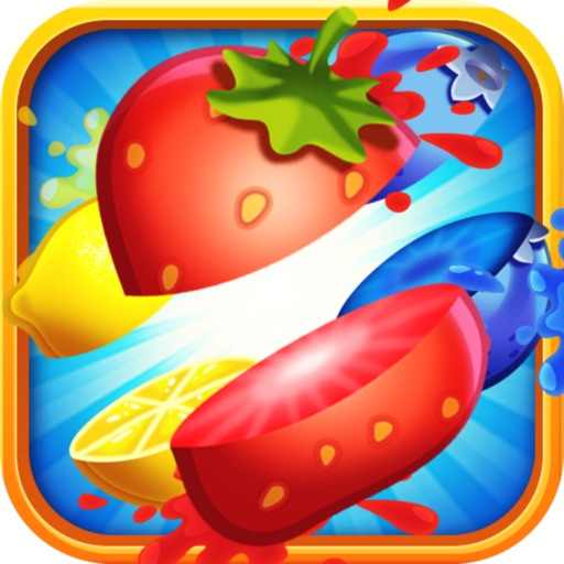 Fruit Smash Rivals iOS App