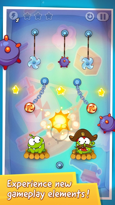 Screenshot #8 for Cut the Rope: Time Travel™