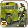 Armee Busfahrer 3D-Simulator