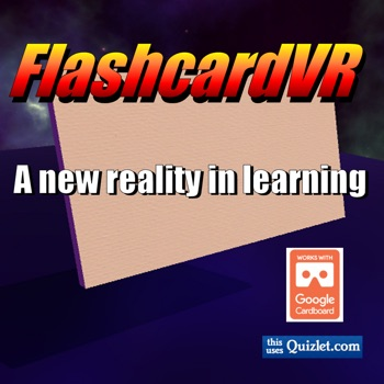 Flashcard VR for Google Cardboard for iPhone