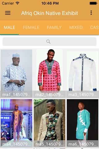 AfriqOkin screenshot 1