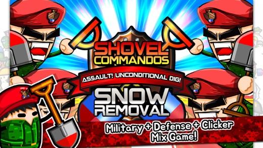 Shovel commandos 2 clicker Screenshot