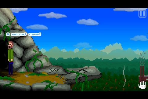 Paul Pixel - The Awakening screenshot 1